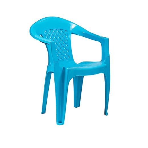 chaise en plastique bleue ciel avec embout antiderapant 2. Black Bedroom Furniture Sets. Home Design Ideas